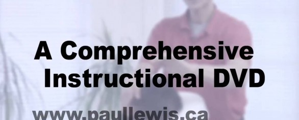 Paul Lewis RMT – Multi-Language DVD Chair Massage Trailer