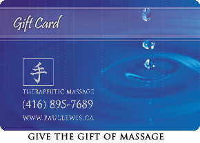 To book a treatment: Call 416-895-7689